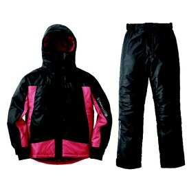 ロゴス LOGOS メンズ レインウェア 防水防寒スーツ シースパロー(レッド/LLサイズ) 30376411【rb_outdoor】
