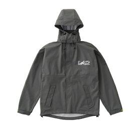 ロゴス LOGOS メンズ レインウェア 超耐水防水防寒スーツ パメラ(グレー/Lサイズ) 30378212