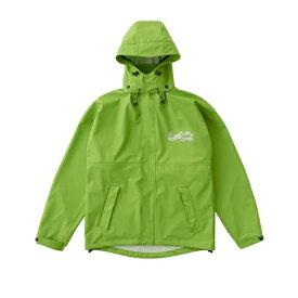 ロゴス LOGOS メンズ レインウェア 超耐水防水防寒スーツ パメラ(グリーン/Mサイズ) 30378363