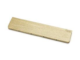 FILCO 天然木リストレスト Genuine Wood Wrist Rest Mサイズ テンキーレス用 FGWR/M