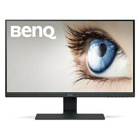 BenQ ベンキュー GW2780 27インチ アイケアモニター/ディスプレイ (IPS/ノングレア/フレームレス/ブルーライト軽減/輝度自動調整B.I.技術搭載/D-sub/HDMI1.4/DP1.2/スピーカー) GW2780