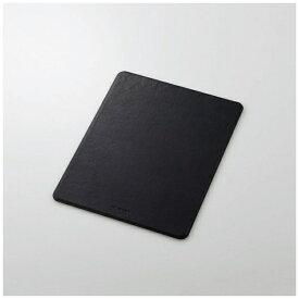 エレコム ELECOM マウスパッド スプリットレザー ブラック MP-TGLBK[MPTGLBK]