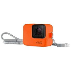 GoPro ゴープロ スリーブ+ランヤード(HERO7) ACSST-007 ハイパーオレンジ