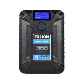 FXLION NANO ONE Vマウントバッテリー 14.8V/50Wh