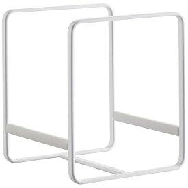 山崎実業 Yamazaki プレート ディッシュラックS(Dish Rack Plate S) 2323 ホワイト[2323]