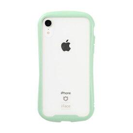 HAMEE ハミィ [iPhone XR専用]iFace Reflection Pastel強化ガラスクリアケース 41-914519 ミント