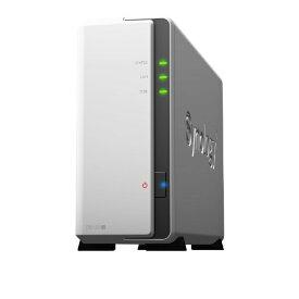 SYNOLOGY シノロジー DiskStation DS120j 多機能1ベイNAS DS120j[DS120j]