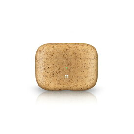 KUTUROGIAN クツロギアン PRISMART Case for AirPods Pro Corkwood Casestudi[airpods pro ケース カバー]