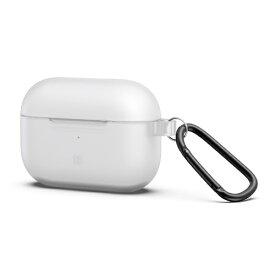 オドロキ ODOROKI EXPLORER Case for AirPods Pro Pearl White Casestudi[airpods pro ケース カバー]