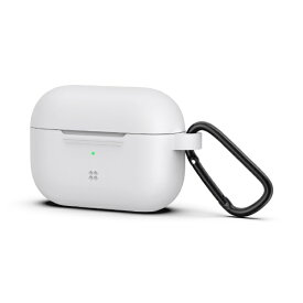 KUTUROGIAN クツロギアン ULTRA SLIM Hang Case for AirPods Pro White Casestudi[airpods pro ケース カバー]
