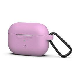 オドロキ ODOROKI ULTRA SLIM Hang Case for AirPods Pro Pink Casestudi[airpods pro ケース カバー]