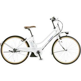 ルイガノ 26型 電動アシスト自転車 LGS ASCENT city アセント シティ 390mm(LG WHITE/内装3段変速) 71258001【組立商品につき返品不可】 【代金引換配送不可】