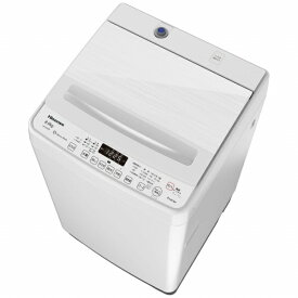 ハイセンス Hisense HW-DG80B 全自動洗濯機 [洗濯8.0kg /乾燥機能無 /上開き]【point_rb】