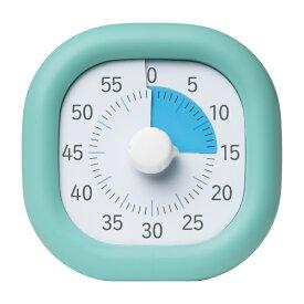 ソニック sonic トキサポ時っ感タイマー10cm色で時間の経過を実感ミントブルー LV-3062-MB