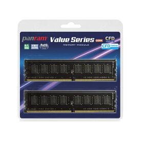 CFD販売 シー・エフ・デー 増設メモリ デスクトップ用 W4U3200PS-8G [DIMM DDR4 /8GB /2枚]