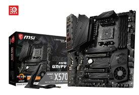 MSI エムエスアイ マザーボード MEG X570 UNIFY [ATX /Socket AM4][MEGX570UNIFY]