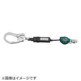 サンコー SANKO タイタン リコロ‐N ロック装置付巻取器 タイプ1ランヤード シングル (墜落制止用器具) HL-MR