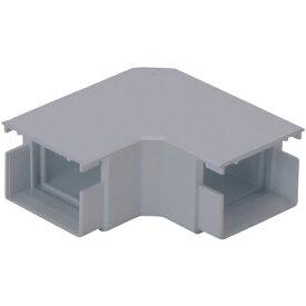マサル工業 マサル エムケーダクト付属品 平面マガリ 1号 グレー MDM111