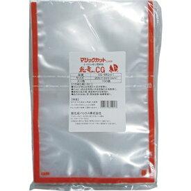 旭化成ホームプロダクツ Asahi KASEI 旭化成 飛竜CG 赤 150X250mm 1PK=100枚入り CG-5R