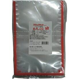 旭化成ホームプロダクツ Asahi KASEI 旭化成 飛竜CG 赤 200×300mm 1PK=100枚入り CG-9R
