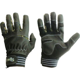 富士手袋工業 富士手袋 合皮手袋 ブレリスストロングキャッチ グリーン迷彩 LL 028-GR-LL