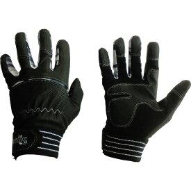 富士手袋工業 富士手袋 合皮手袋 ブレリスストロングキャッチ ブルー迷彩 LL 028-BL-LL