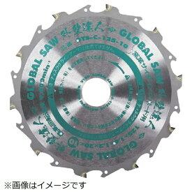 モトユキ MOTOYUKI モトユキ グローバルソー窯業サイディングボード用チップソー GTS-C-100-10