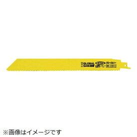 モトユキ MOTOYUKI モトユキ グローバルソー バリギレ バイメタルセーバーソーブレード (5枚入) WK-15912