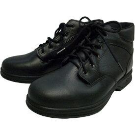 日進ゴム NISSIN RUBBER 日進 JIS規格安全靴ミドルカット V9100-25.0