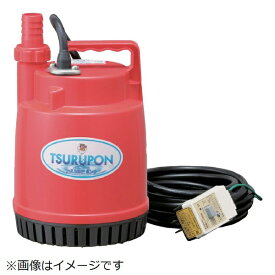 鶴見製作所 Tsurumi Manufacturing ツルミ ファミリー水中ポンプ 60HZ FP-10S60HZ