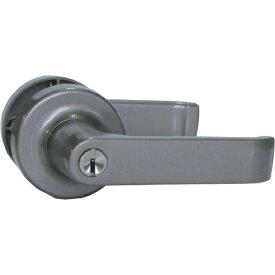 大黒製作所 DAIKOKU DOOR LOCK AGENT LS−200 取替用レバーハンドル 2スピンドル型 鍵付用 AGLS200000