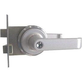 大黒製作所 DAIKOKU DOOR LOCK AGENT LS−640 レバーハンドル取替錠 B/S64 鍵付 AGLS640000