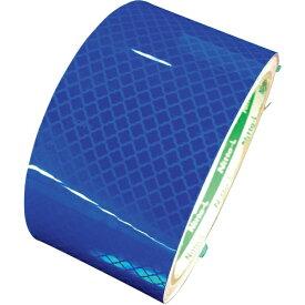 日東エルマテリアル Nitto L Materials 日東エルマテ 高輝度プリズム反射テープ45mmX5M ブルー HTP-45B