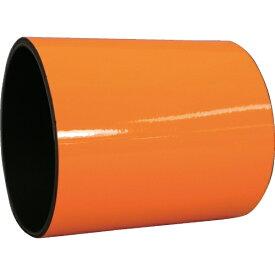 日東エルマテリアル Nitto L Materials 日東エルマテ 蛍光マグネットシート 100mmX1M オレンジ KMG-100OR