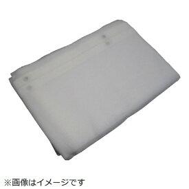 萩原工業 HAGIHARA 萩原 塗装シート ホワイト 1.8m×5.4m BRN1854-W