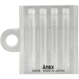 兼古製作所 アネックス 5本組ビットホルダー クリアホワイト ABHB-5CW