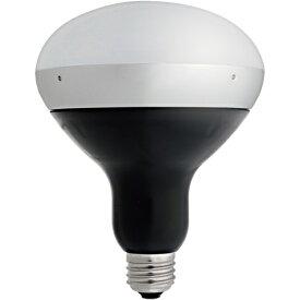 アイリスオーヤマ IRIS OHYAMA IRIS LEDランプ 反射形バラストレス水銀灯160W代替 LDR1020V10N7-H/16BK2