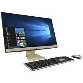 ASUS エイスース V241FAK-I5HB2019 デスクトップパソコン Vivo AiO ブラック [23.8型 /SSD:512GB /メモリ:8GB /2019年11月モデル][23.8インチ office付き 新品 一体型 windows10]
