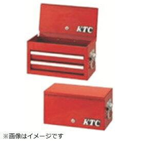 京都機械工具 KYOTO TOOL KTC ミニチェスト(2段2引出し) SKX0012