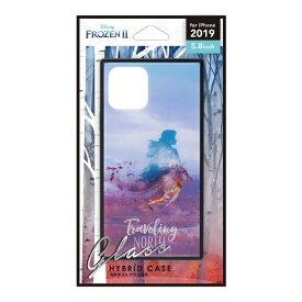 PGA iPhone 11 Pro用 ガラスハイブリッドケース アナ PG-DGT19A21ANA アナ