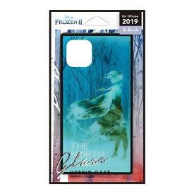 PGA iPhone 11 Pro Max用 ガラスハイブリッドケース エルサ PG-DGT19C20ELS エルサ