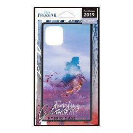 PGA iPhone 11 Pro Max用 ガラスハイブリッドケース アナ PG-DGT19C21ANA アナ