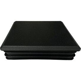 アルインコ ALINCO アルインコ 樹脂キャップ 角パイプ100用 ブラック (2個入) AC314K2