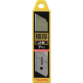 TJMデザイン タジマ 替刃 極厚(J型) CB62-7H/Y