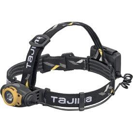TJMデザイン タジマ LEDヘッドライトF281D イエロー LE-F281D-Y