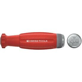 PBスイスツールズ社 PB SWISS TOOLS PBスイスツールズ デジタルトルクハンドルV02 9320A-0.4-2.0J