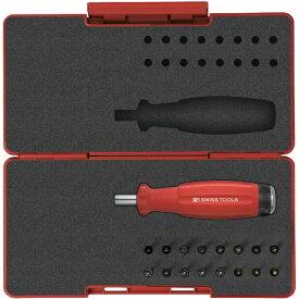 PBスイスツールズ社 PB SWISS TOOLS PBスイスツールズ デジタルトルクハンドルセットV02 9320SET-B3J