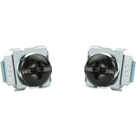 パンドウイット PANDUIT パンドウイット M5ケージナット&ネジ (100個入) CNWSM5-C