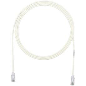 パンドウイット PANDUIT パンドウイット カテゴリ6細径パッチコード 7m オフホワイト UTP28SP7M UTP28SP7M