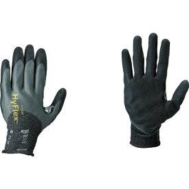 アンセル Ansell アンセル 耐切創手袋 ハイフレックス 11−937 3/4コーティング Lサイズ 11-937-9
